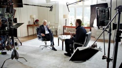 Thorpe-Interview-Set